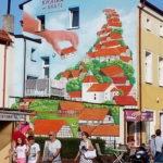 Mural miejski w Ustce